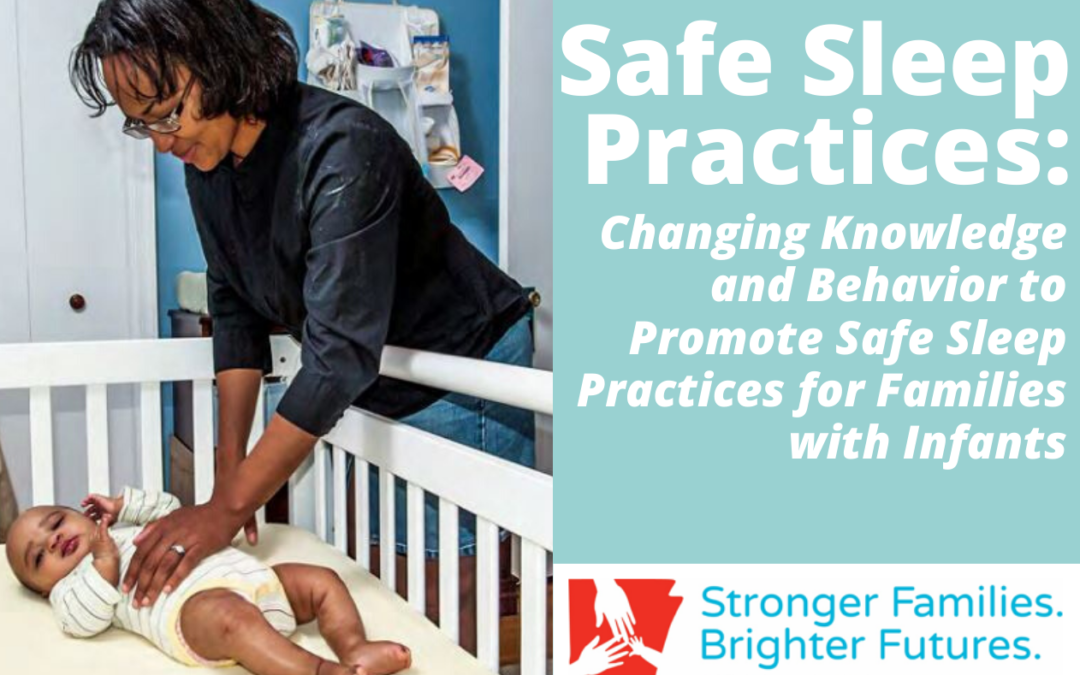 Safe Sleep Practices: Changing Knowledge and Behavior to Promote Safe Sleep Practices for Families with Infants (Online)