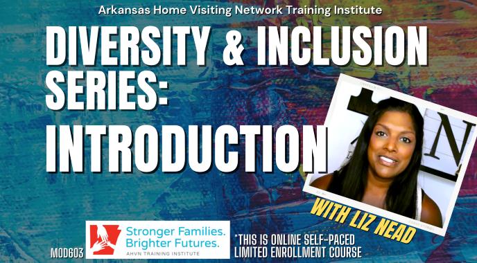 AHVN Diversity & Inclusion Series: Introduction (Online) MOD603